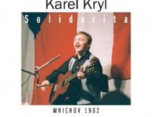 Karel Kryl CD Solidarita
